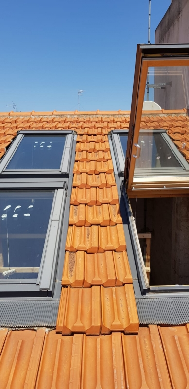 Velux finestre da tetto real project for Finestre a tetto